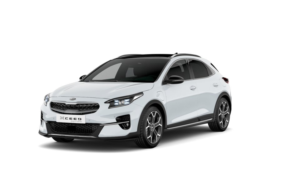kia xceed phev blanco